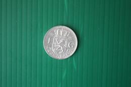 1 GUILDEN JULIANA  - 1957 - [ 8] Monedas En Oro Y Plata