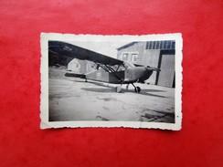 Photo  Avion?  Aerodrome, A Identifer - Aviation