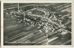 Laa An Der Thaya - Hanfthal - Fliegeraufnahme - Foto-Ansichtskarte - Laa An Der Thaya