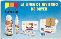 Argentina - Telecom Argentina - Tabcin - 03.1996, 30.000ex, Used