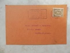 Document En Carte Cachet Bruxelles 9 Différents 1939-40 - Belgique