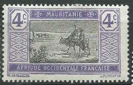 Mauritanie   YverT N°  19 *    -  Abc 20431 - Unused Stamps