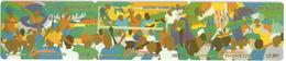 British Virgin Islands - Carnival Complete Puzzle Set Of 3 - 17CBVA-B-C, Used