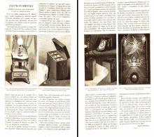 L'ELECTRICITE DOMESTIQUE Appareils D'éclairage Avec Accumulateurs Et Piles Au Sulfate De Cuivre   1884 - Non Classificati