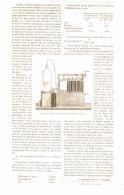 DISPOSITION DE PILE à RENOUVELLEMENT AUTOMATIQUE Des LIQUIDES    1884 - Sciences & Technique