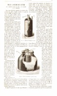 PILES A OXYDE DE CUIVRE ET A LIQUIDE ALCALINde MM. F. LALANDE Et G.CHAPERON 1884 - Sciences & Technique