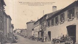 43  COSTAROS / HOTEL JULIEN LAURENT       //////     REF MARS 17 / BO 43 - Brioude