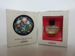 Fleurs De Rocaille - Caron - Extrait - Miniatures Modernes (à Partir De 1961)