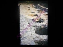 Diapositive Slide Diapo 1968 Italie Italy Toscane Sur La Route De Genes à Pise - Diapositive