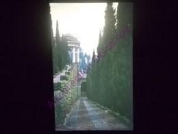 Diapositive Slide Diapo 1968 Italie Italy Genes Cimetiere De Staglieno - Dias