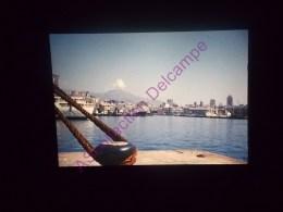 Diapositive Slide Diapo 1968 Italie Italy Genes  Le Port - Diapositive