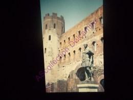 Diapositive Slide Diapo 1968 Italie Italy Turin Porta Palatina - Diapositive
