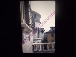 Diapositive Slide Diapo 1968 Italie Italy Arezzo La Piazza Grande - Diapositive