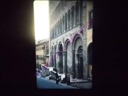 Diapositive Slide Diapo 1968 Italie Italy Arezzo Santa Maria Della Pieve - Diapositive