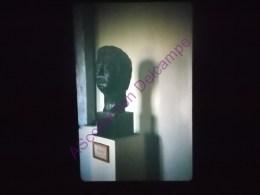 Diapositive Slide Diapo 1968 Italie Italy Arezzo Dans Le Musée Portrait De Femme - Diapositive