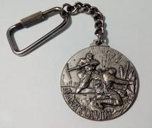 Key Rings - Scuola Del Genio - AVANTI E LA VITA! - Militari