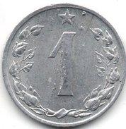 Tchecoslovaquie 1 Haler 1955 - Tchécoslovaquie