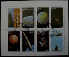 Oman 1974 Ruimte Espace Space - Oman