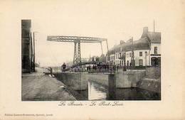 CPA - La BASSEE (59) - Aspect Du Quartier Du Pont-Levis Au Début Du Siècle - Autres Communes
