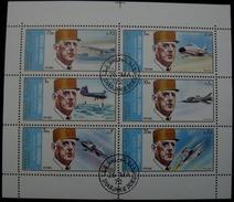Sharjah 1972 General De Gaulle - Autres - Asie
