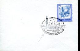 19299 Austria Special Postmark  1983 Alberschwende  SOS Kinderdorf  , Childrens Village , Village D'enfants - Childhood & Youth