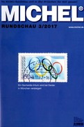 Rundschau Briefmarken MICHEL 3/2017 6€ New Stamps Of The World Catalogue/magacine Of Germany ISBN 978-3-95402-600-5 - Loisirs Créatifs