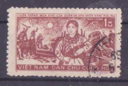 63-382 / VIETNAM -  1966  NEXT VICTORY Over The US-ARMY    Mi 452 O - Vietnam