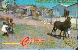 TK10522 ANTIGUA & BARBUDA - 17CATA .. - Antigua U. Barbuda