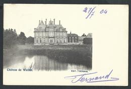 +++ CPA - Château De WAILLET   // - Somme-Leuze