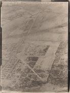 Photo Aérienne Guerre En 1918 Le Pompier Vue Oblique 24x18cm - Guerre, Militaire