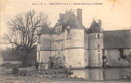 37 - INDRE ET LOIRE - THILOUZE - Château Historique Du Châtelet - France