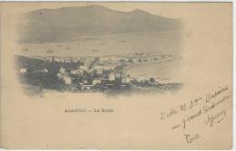 CPA Dept 2A AJACCIO (dos 1900) - Ajaccio