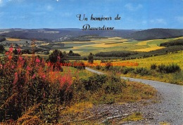 Un Bonjour De Daverdisse - Daverdisse
