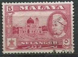 Selangor    -  Yvert N°  70 Oblitéré -    Abc20519 - Selangor