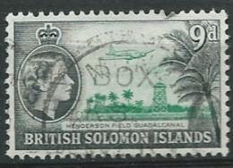 Iles Salomon   -  Yvert N°  88 A  Oblitéré -    Abc20521 - British Solomon Islands (...-1978)