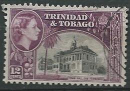 Trinité   -  Yvert N°  166  Oblitéré -    Abc20522 - Trinidad & Tobago (...-1961)