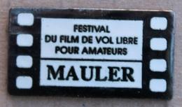 FESTIVAL DU FILM DE VOL LIBRE POUR AMATEUR MAULER - PELLICULE -      (15) - Parachutting