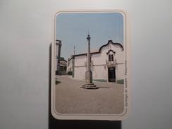 1960 YEARS PORTUGAL SANTIAGO DO CACÉM PELOURINHO HISTORY ARCHITECTURE POSTCARD