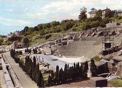 Lyon- Fourvière-le Théatre Romain-cpsm - Lyon