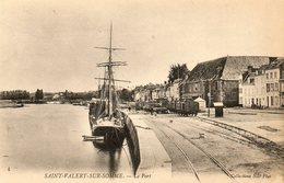 Saint Valery Sur Somme Le Port - Saint Valery Sur Somme