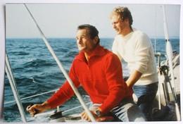 Photo Originale Navigateur Eric Tabarly - Sportifs