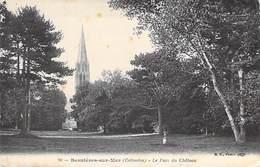 14 - Bernières-sur-Mer - Le Parc Du Château - éd. B.F. N° 10 - Frankrijk