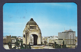 MEXICO POSTCARD Monument To The Revolution Of 1910-1920. Posted 1969 - México