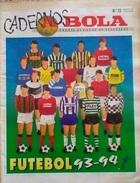 GUIDE DU CHAMPIONNAT DU PORTUGAL 1993/1994 - Boeken, Tijdschriften, Stripverhalen