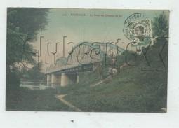 Biên Hòa (Viêt-Nâm) : Le Pont Du Chemin De Fer  En 1911 PF. - Viêt-Nam