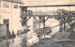 44 - LOIRE ATLANTIQUE - VARADES - Cormerais Et Simoneau - Inondations - Varades