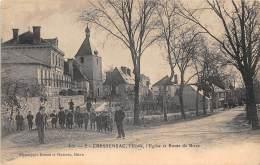 46 - LOT - CRESSENSAC - école - Route De Brive - Animée - Autres Communes