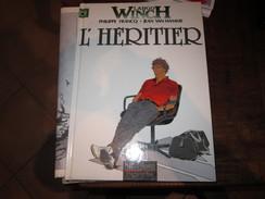 EO LARGO WINCH T1 L´HERITIER  FRANCQ/VAN HAMME - Largo Winch