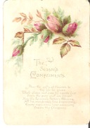 The Season's Compliments -  May The Gifts Of Heaven. . . . . . . - Devotion Images