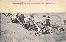 14 - RIVA BELLA - Sur La Plage à Marée Haute. 1915 - Riva Bella